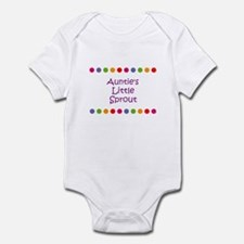 Auntie's Little Sprout Infant Bodysuit