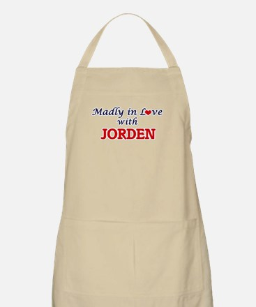 Madly in love with Jorden Apron