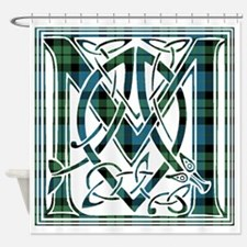 Monogram - MacKay Shower Curtain