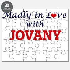 Madly in love with Jovany Puzzle