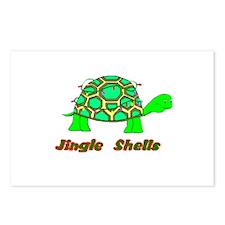 Unique Tortoise Postcards (Package of 8)