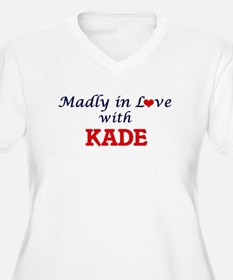 Madly in love with Kade Plus Size T-Shirt