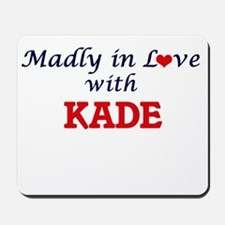 Madly in love with Kade Mousepad