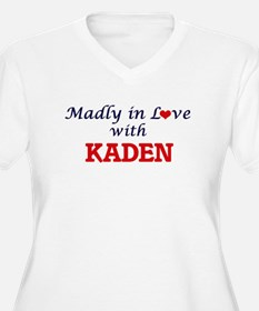 Madly in love with Kaden Plus Size T-Shirt