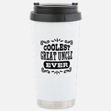 Unique I love my air force uncle Travel Mug