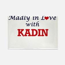 Madly in love with Kadin Magnets