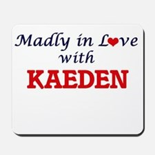 Madly in love with Kaeden Mousepad