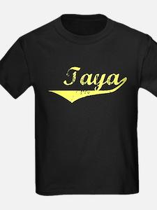Taya Vintage (Gold) T