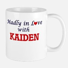 Madly in love with Kaiden Mugs