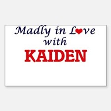 Madly in love with Kaiden Decal