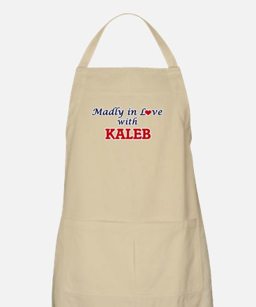 Madly in love with Kaleb Apron
