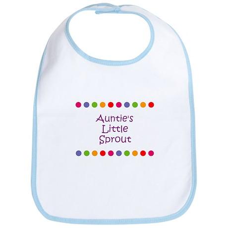 Auntie's Little Sprout Bib
