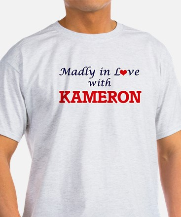 Madly in love with Kameron T-Shirt