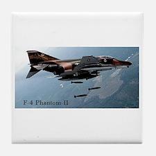 F-4 Phantom II Tile Coaster