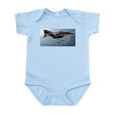 F-4 Phantom II Infant Creeper