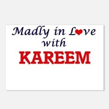 Madly in love with Kareem Postcards (Package of 8)