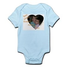 Bree and Shani Infant Bodysuit