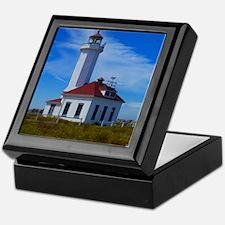 Point Wilson Light Keepsake Box
