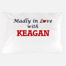 Madly in love with Keagan Pillow Case