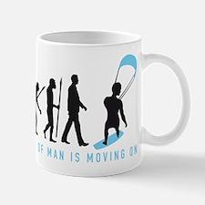 evolution kitesurfing Mugs