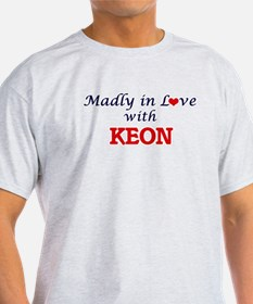 Madly in love with Keon T-Shirt