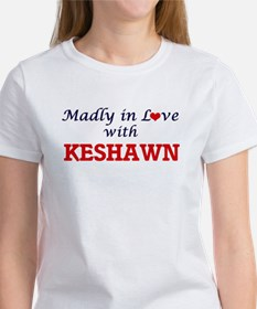 Madly in love with Keshawn T-Shirt