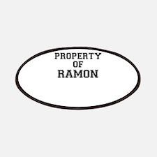 Property of RAMON Patch