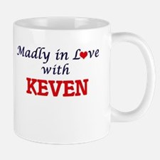 Madly in love with Keven Mugs