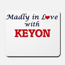 Madly in love with Keyon Mousepad