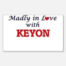 Madly in love with Keyon Decal