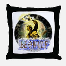 Beowulf gifts and t-shirts Throw Pillow