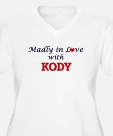 Madly in love with Kody Plus Size T-Shirt