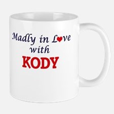 Madly in love with Kody Mugs