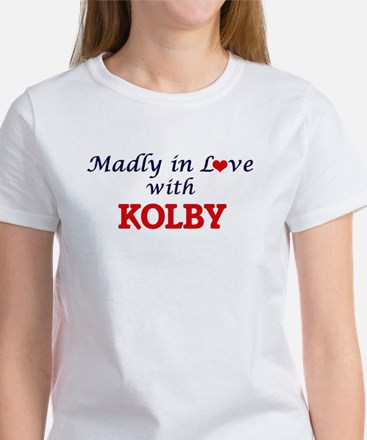 Madly in love with Kolby T-Shirt