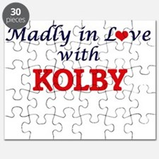 Madly in love with Kolby Puzzle