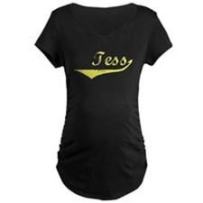Tess Vintage (Gold) T-Shirt