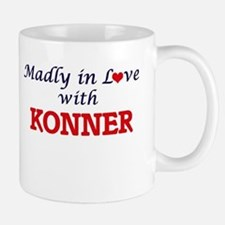 Madly in love with Konner Mugs