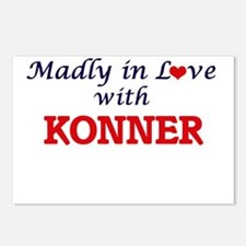 Madly in love with Konner Postcards (Package of 8)