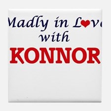 Madly in love with Konnor Tile Coaster