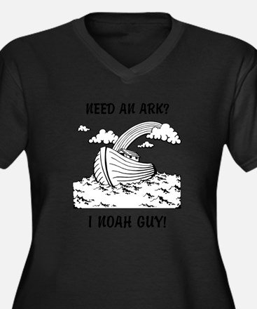Noahs Ark Plus Size T-Shirt