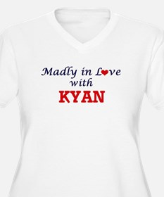 Madly in love with Kyan Plus Size T-Shirt