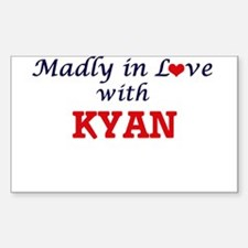 Madly in love with Kyan Decal