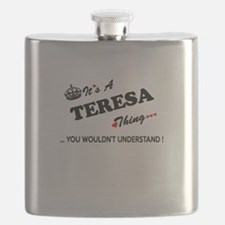 TERESA thing, you wouldn't understand Flask
