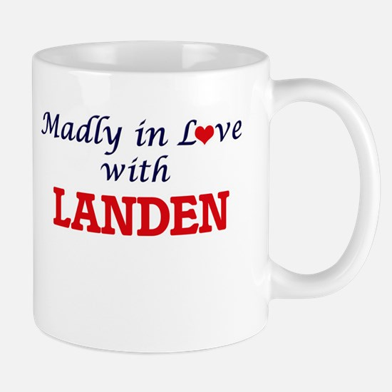 Madly in love with Landen Mugs