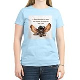 Basset hound Women's Light T-Shirt