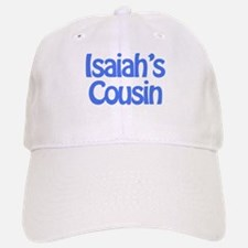 Isaiah's Cousin Baseball Baseball Cap