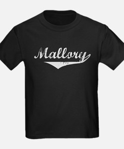 Mallory Vintage (Silver) T