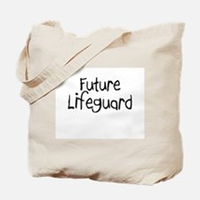 Future Lifeguard Tote Bag