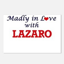 Madly in love with Lazaro Postcards (Package of 8)