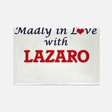 Madly in love with Lazaro Magnets